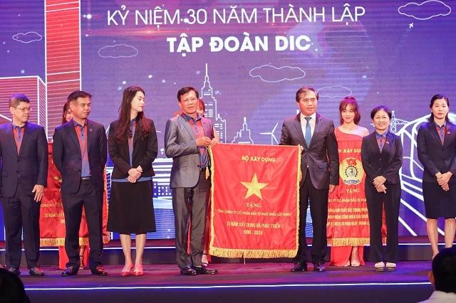 Tập đoàn DIC: Hành trình 30 năm 'bứt phá thành công'