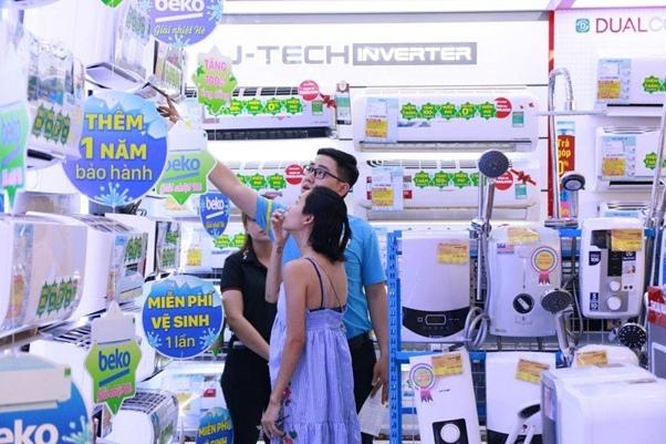 Dẫn đầu chưa đủ, Điện Máy Xanh tham vọng thống lĩnh 70% thị trường