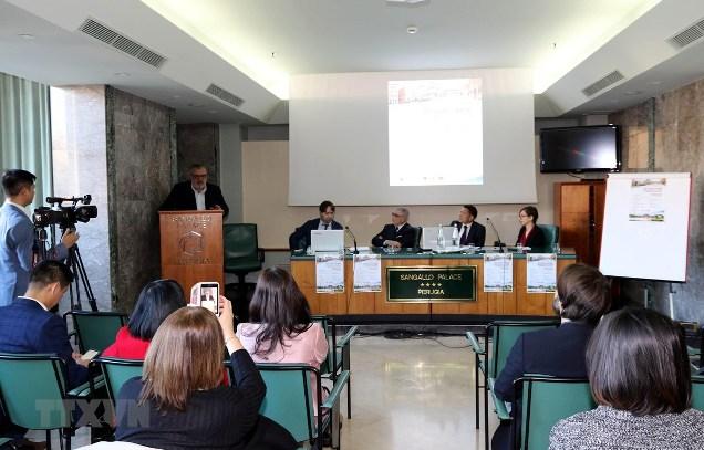 EVFTA giúp thúc đẩy quan hệ thương mại song phương Việt Nam-Italy