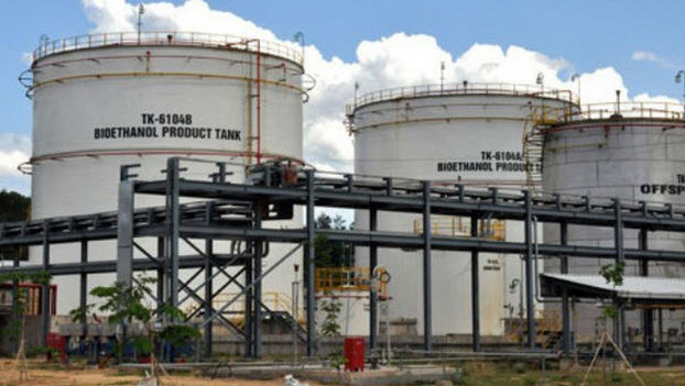 Nhà máy Ethanol Dung Quất