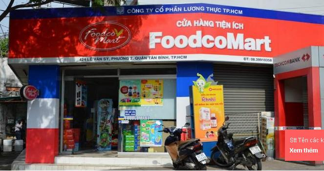 Foodcosa: Kế hoạch có lãi 5 tỷ, chặn đà giảm sút của FoodcoMart