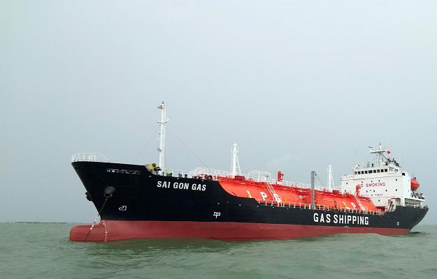 Gas Shipping chuẩn bị trả cổ tức năm 2018 bằng cổ phiếu tỷ lệ 20%