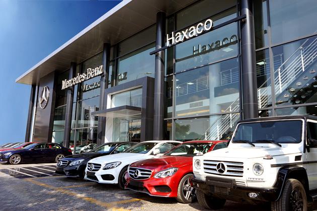Haxaco lên kế hoạch 2018 bán được gần 2,600 xe, lợi nhuận sau thuế 116 tỷ đồng