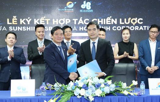 HBC hợp tác với Sunshine Group