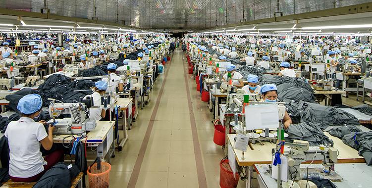 Khai sai thuế, một doanh nghiệp dệt may bị phạt và truy thu hơn 471 triệu đồng