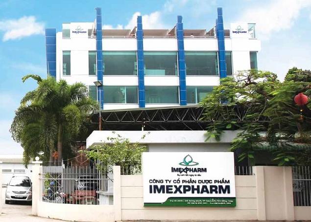 SK Group nhận chuyển nhượng 25% vốn Imexpharm ngay trước thềm ĐHĐCĐ thường niên
