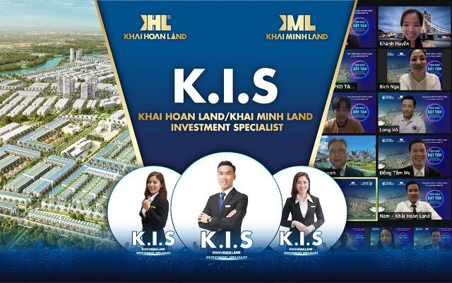 K.I.S (Khải Hoàn Land/Khải Minh Land Investment Specialist): Hiệu ứng tích cực từ diện mạo hoàn hảo