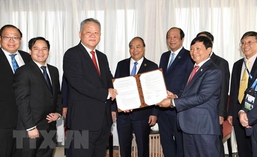 Licogi 16 hợp tác với Nikko, xây cao tốc 200 triệu USD tại Indonesia