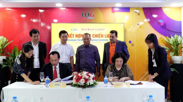 Sau ký kết hợp tác với LDG, quỹ đầu tư Singapore rót 350 triệu USD vào dự án tại Đà Nẵng