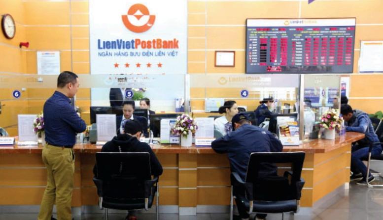 LienVietPostBank: Lãi quý 4 giảm 41%, nợ có khả năng mất vốn tăng 29%