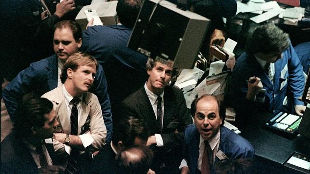 Thị trường cổ phiếu và trái phiếu Mỹ gợi nhớ lại kỷ niệm về cú sụp đổ năm 1987