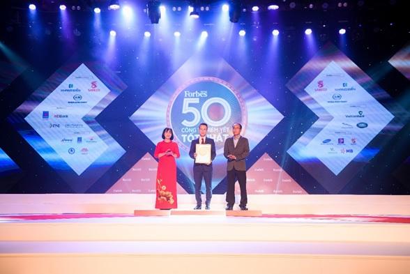 Nam Long lần thứ 5 có tên trong danh sách 50 công ty niêm yết tốt nhất