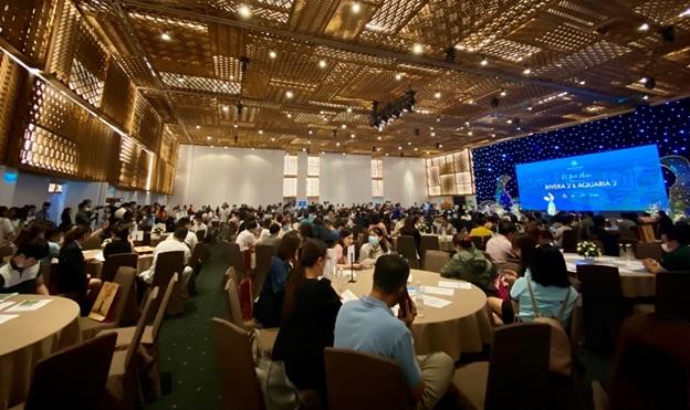 NLG mở bán 2 phân khu thuộc dự án Watepoint, ước doanh số hơn 1,000 tỷ