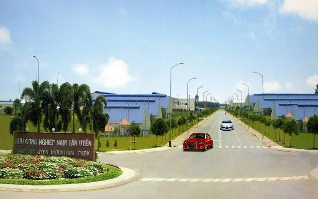 Nam Tân Uyên sắp chia cổ tức bằng tiền tỷ lệ 50%