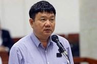 Lý giải việc chưa thi hành án 600 tỉ đồng đối với ông Đinh La Thăng