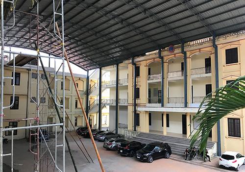 Phiên xét xử cựu trung tướng Phan Văn Vĩnh mở trên sân toà 1.000 m2