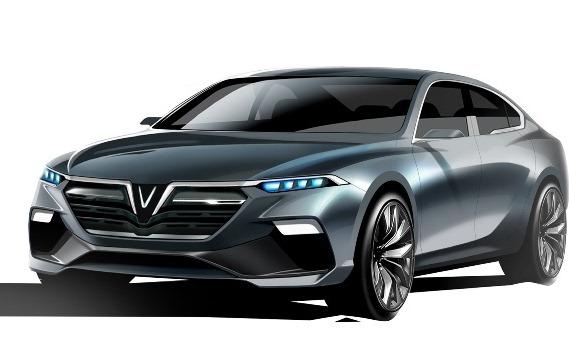 VinFast ký hợp đồng 5 triệu USD với BMW, dự kiến ra mắt xe vào cuối năm 2018