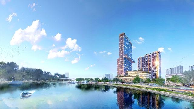 Land Sài Gòn: Kinh doanh dưới giá vốn, lãi sau thuế 6 tháng giảm hơn 96%