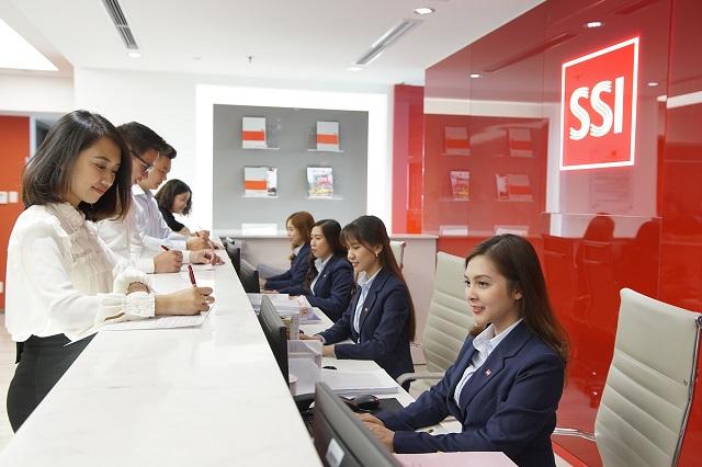 SSI: Lãi Công ty mẹ quý 1 hơn 192 tỷ đồng