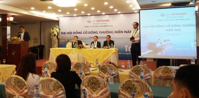 ĐHĐCĐ 2018: Indo Trần muốn tăng sở hữu lên 43.2%, STG sẽ bị hủy niêm yết