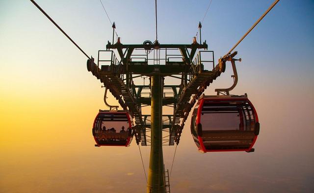 Cáp treo Núi Bà Tây Ninh báo lãi ròng nửa năm giảm hơn 90%