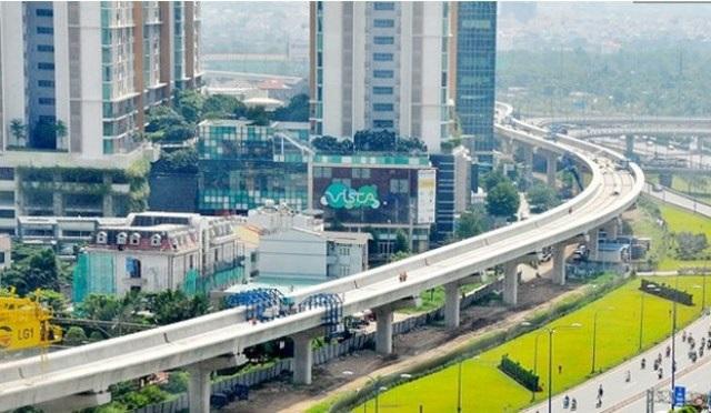Tuyến metro số 1 Bến Thành - Suối Tiên được tạm ứng 2.150 tỷ đồng thoát cảnh đói vốn