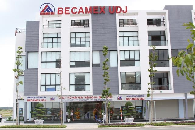 Becamex UDJ lãi ròng gần 7 tỷ đồng trong quý 3/2019