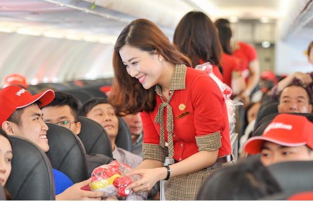 Vietjet đã chi hơn 1,453 tỷ đồng để thuê, đặt cọc mua máy bay
