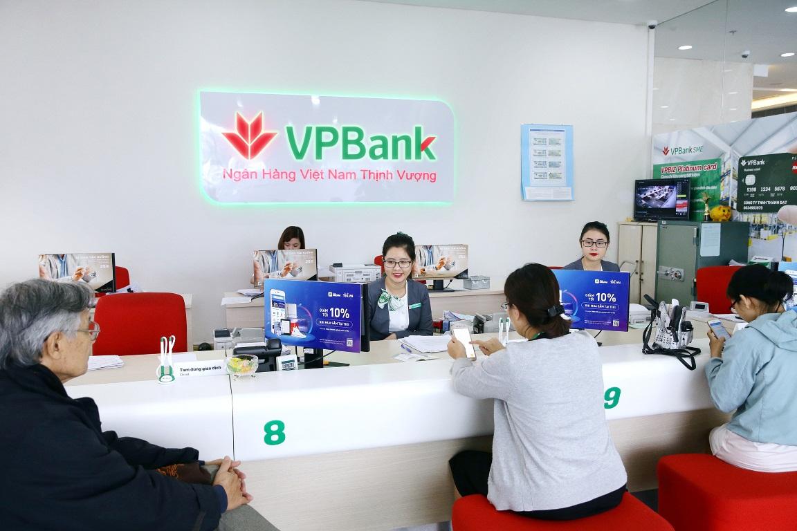 VPBank ghi nhận 7,199 tỷ đồng LNTT trong 9 tháng đầu năm, đạt 76% kế hoạch năm