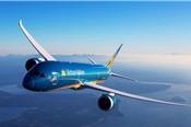 Cổ phiếu Vietnam Airlines lao dốc dù 9 tháng đã hoàn thành kế hoạch năm