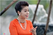 Bà Diệp Thảo: Tôi muốn đối thoại với anh Vũ, khôi phục Trung Nguyên