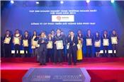 Phát Đạt lọt danh sách 500 doanh nghiệp tăng trưởng nhanh nhất Việt Nam năm 2019