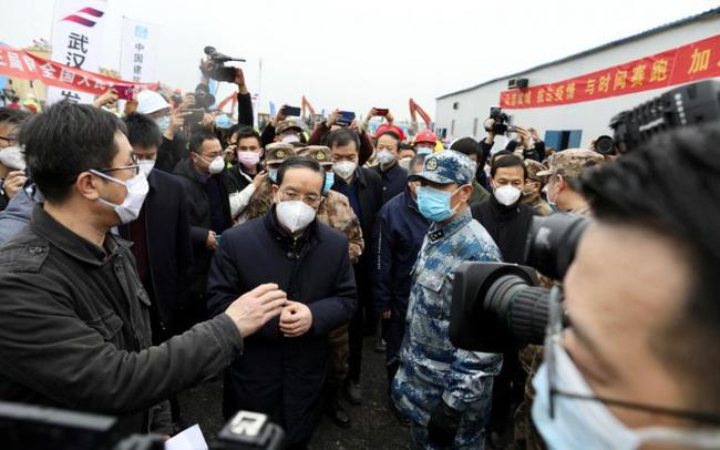 Trung Quốc cách chức Bí thư tỉnh ủy Hồ Bắc