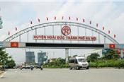 Hà Nội quy hoạch siêu đô thị trung tâm thị trấn trạm Trôi quy mô hơn 110 ha
