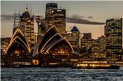 """Australia """"tỏa sáng"""" trên TTCK toàn cầu"""