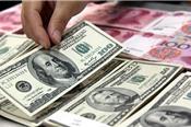 Tỷ giá trung tâm giảm, USD tự do mất đỉnh 23.700 đồng