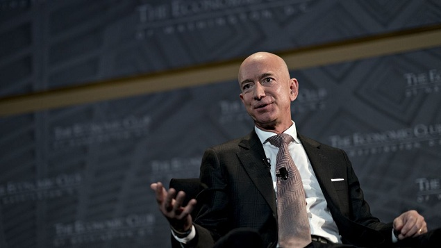 Gã khổng lồ Amazon ghi nhận lợi nhuận kỷ lục