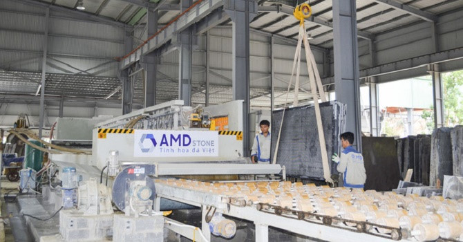 AMD: Được cấp phép thăm dò khoáng sản trên diện tích 20ha tại Thanh Hóa