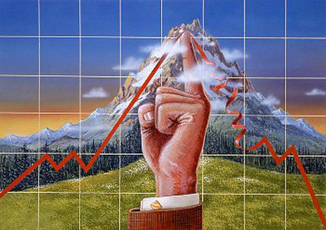 Khối ngoại tập trung mua ròng VNM, ROS, VnIndex tăng điểm trong phiên cuối tuần