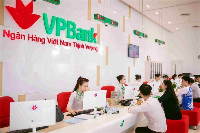 Lợi nhuận hợp nhất trước thuế VPBank quý I/2018 đạt 2.619 tỷ đồng