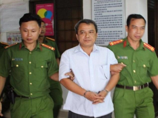Nguyên Giám đốc, Phó Giám đốc Sở KH&CN Trà Vinh bị bắt