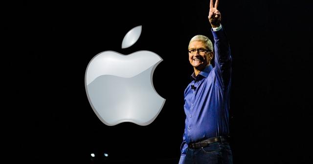 Apple lập kỷ lục về doanh thu quý 3, thông báo chia tách cổ phiếu 1:4