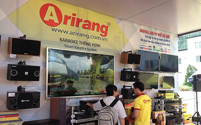 Sản phẩm lỗi mốt trong khi thói quen hát thay đổi, thương hiệu karaoke Arirang đình đám một thời sẽ bị khai tử?