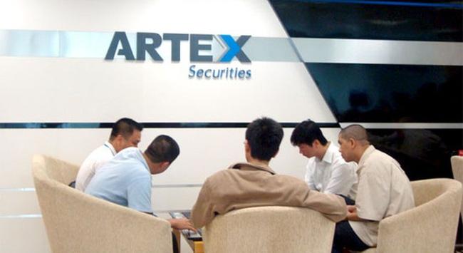 Môi giới khởi sắc, lãi ròng quý 4 của Chứng khoán Artex tăng hơn 240%