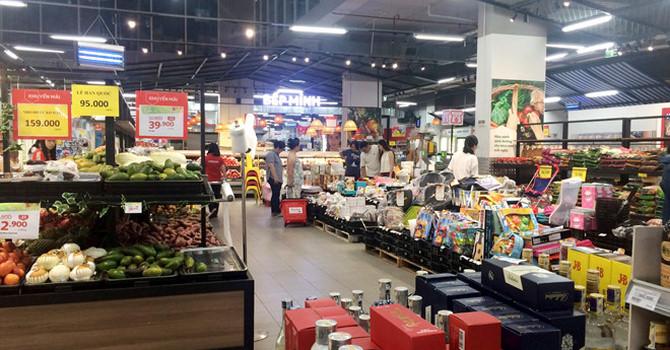 15 cửa hàng Auchan đóng cửa từ 2/6