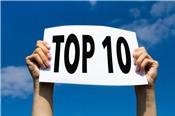 10 cổ phiếu tăng/giảm mạnh nhất tuần: 'Tân binh' gây ấn tượng