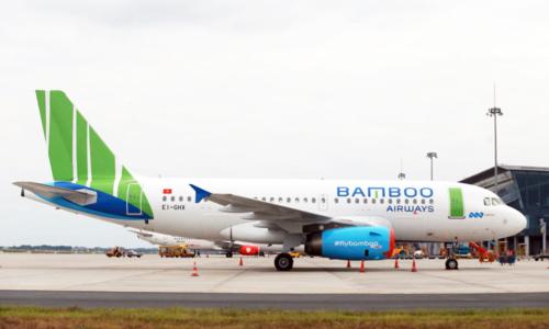 Bamboo Airways nhận máy bay đầu tiên