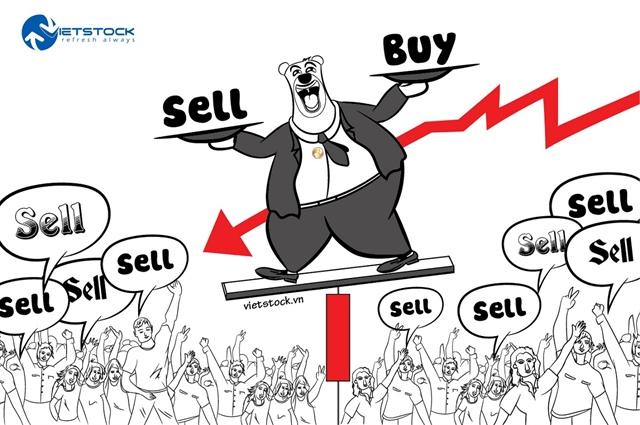 Nhịp đập Thị trường 26/02: VN-Index rơi mạnh đầu phiên