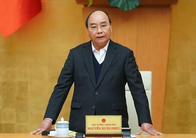 Thủ tướng Nguyễn Xuân Phúc: Tạm dừng các chuyến bay thương mại