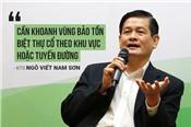 KTS Ngô Viết Nam Sơn: Thành phố có thể mua lại biệt thự quý hiếm từ chủ tư nhân
